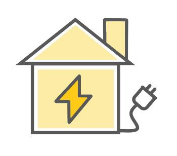 Electricity Used in the Home
