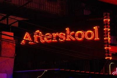 Afterskool - New Sign