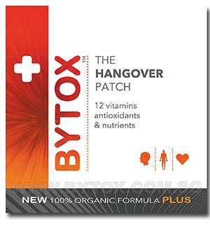 Bytox Hangover Prevention