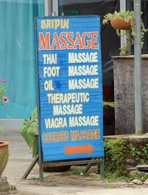 Viagra Massage