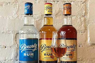 Bounty Rum From St Lucia